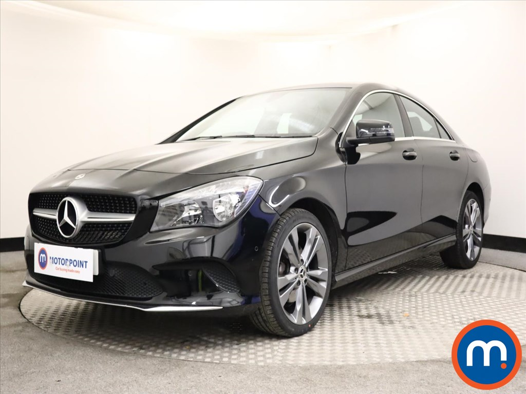 Mercedes-Benz CLA CLA 180 Sport 4dr - Stock Number 1143775 Passenger side front corner