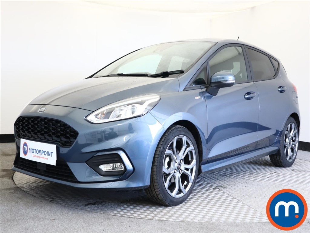 Ford Fiesta ST-Line Edition - Stock Number 1145999 Passenger side front corner