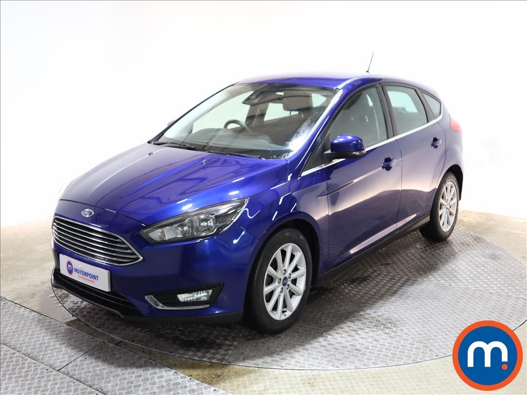 Ford Focus Titanium - Stock Number 1148362 Passenger side front corner