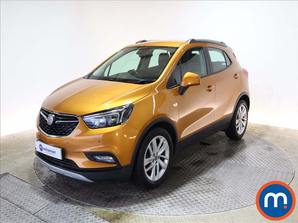 Vauxhall Mokka X 1.4T Active 5dr Auto - Stock Number 1148129 Passenger side front corner