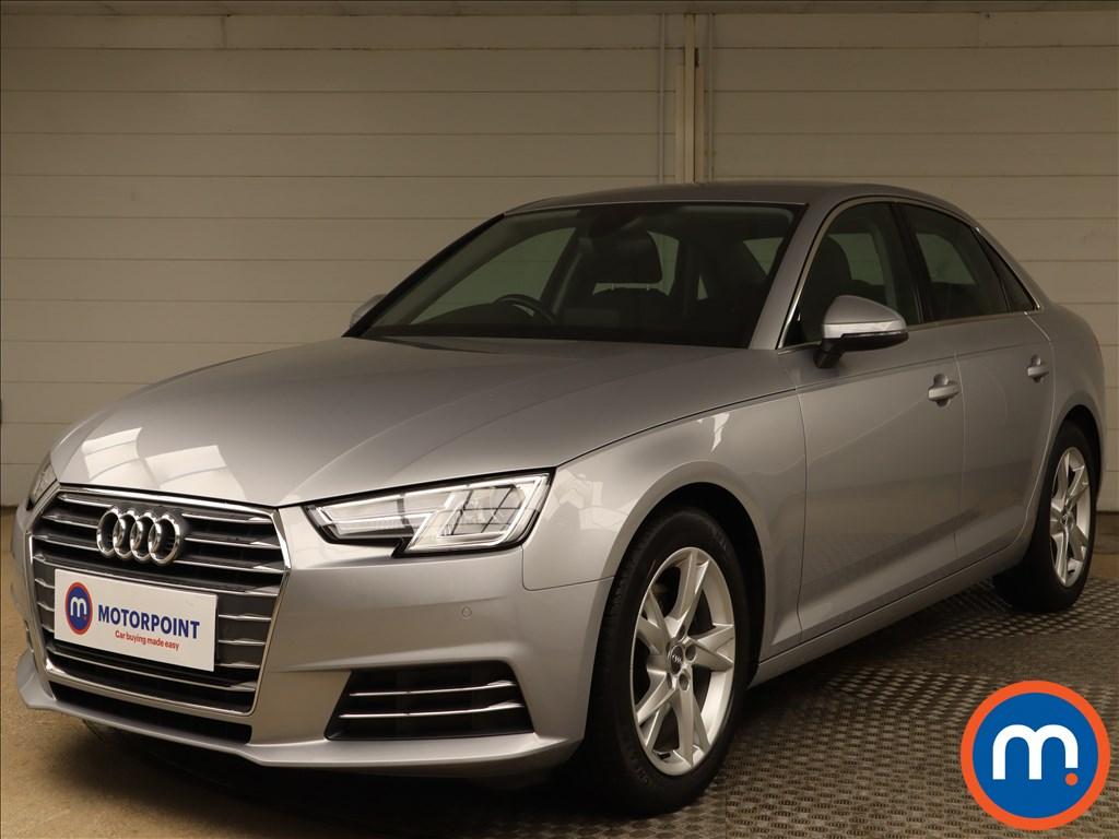 Audi A4 SE - Stock Number 1141340 Passenger side front corner
