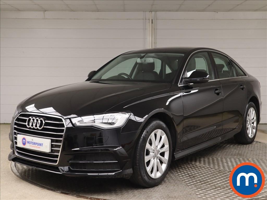 Audi A6 SE Executive - Stock Number 1149430 Passenger side front corner