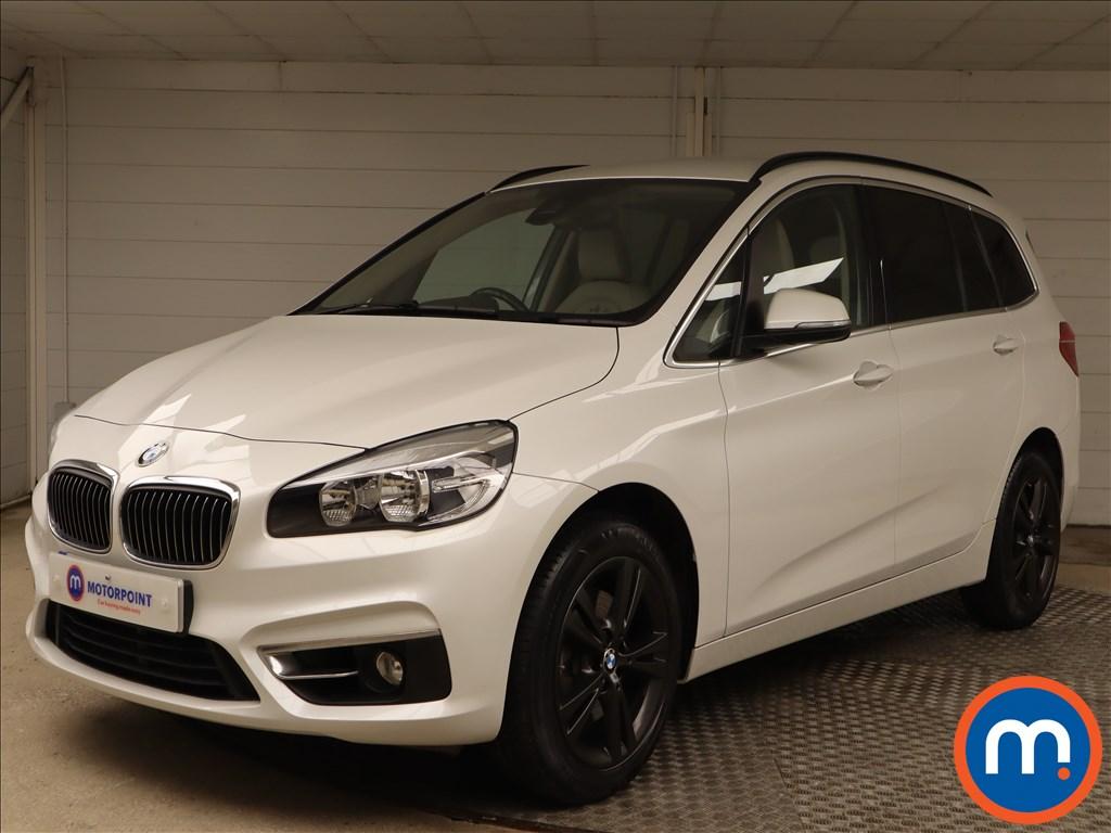 BMW 2 Series 218i [140] Luxury 5dr - Stock Number 1145785 Passenger side front corner