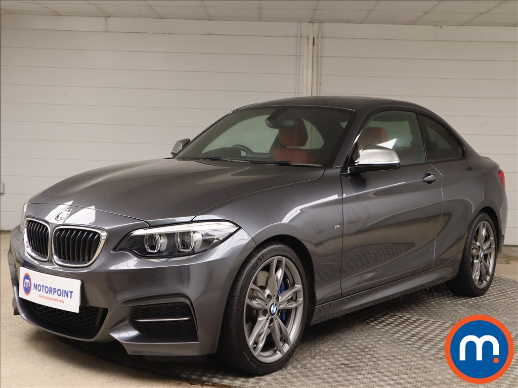 BMW 2 Series M240i 2dr [Nav] Step Auto - Stock Number 1143159 Passenger side front corner
