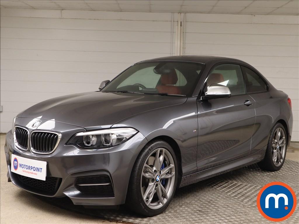 BMW 2 Series M240i 2dr [Nav] Step Auto - Stock Number 1143159 Passenger side front corner