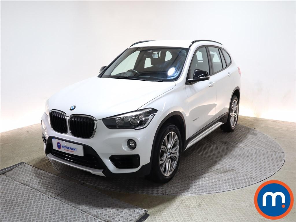 BMW X1 Sport - Stock Number 1139513 Passenger side front corner