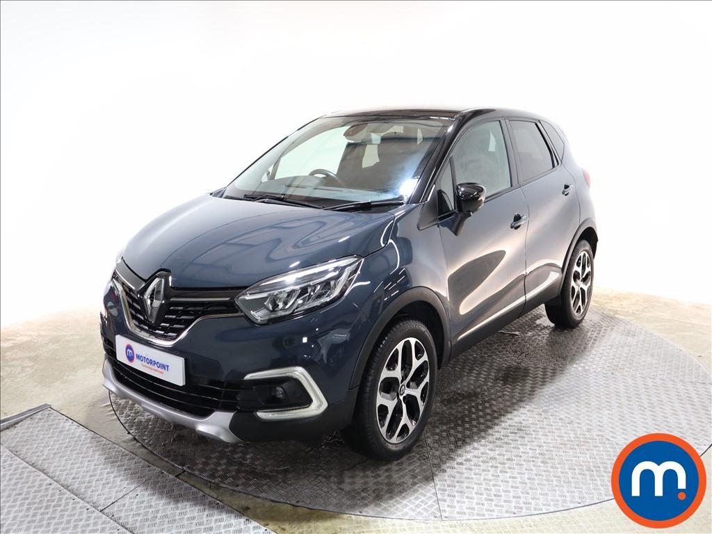 Renault Captur Dynamique S Nav - Stock Number 1149354 Passenger side front corner