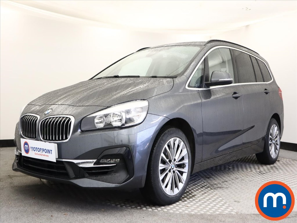 BMW 2 Series 218i Luxury 5dr - Stock Number 1149106 Passenger side front corner