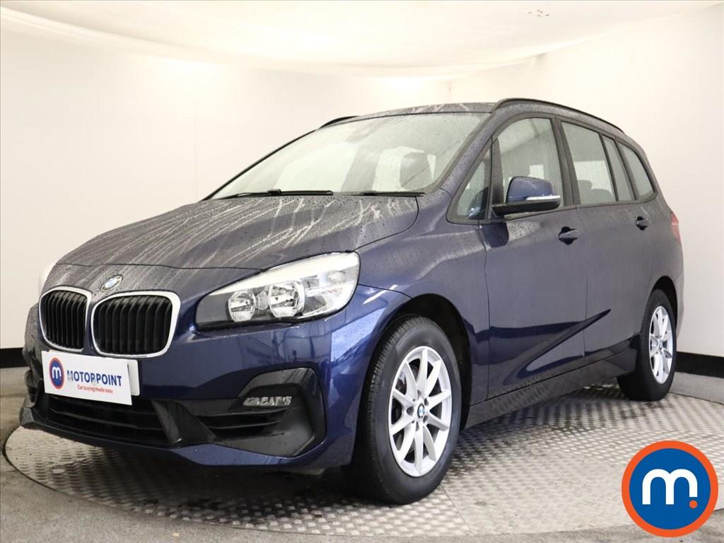 BMW 2 Series 218i SE 5dr - Stock Number 1143396 Passenger side front corner