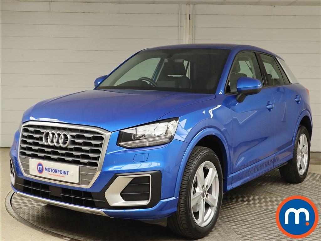 Audi Q2 Sport - Stock Number 1150832 Passenger side front corner