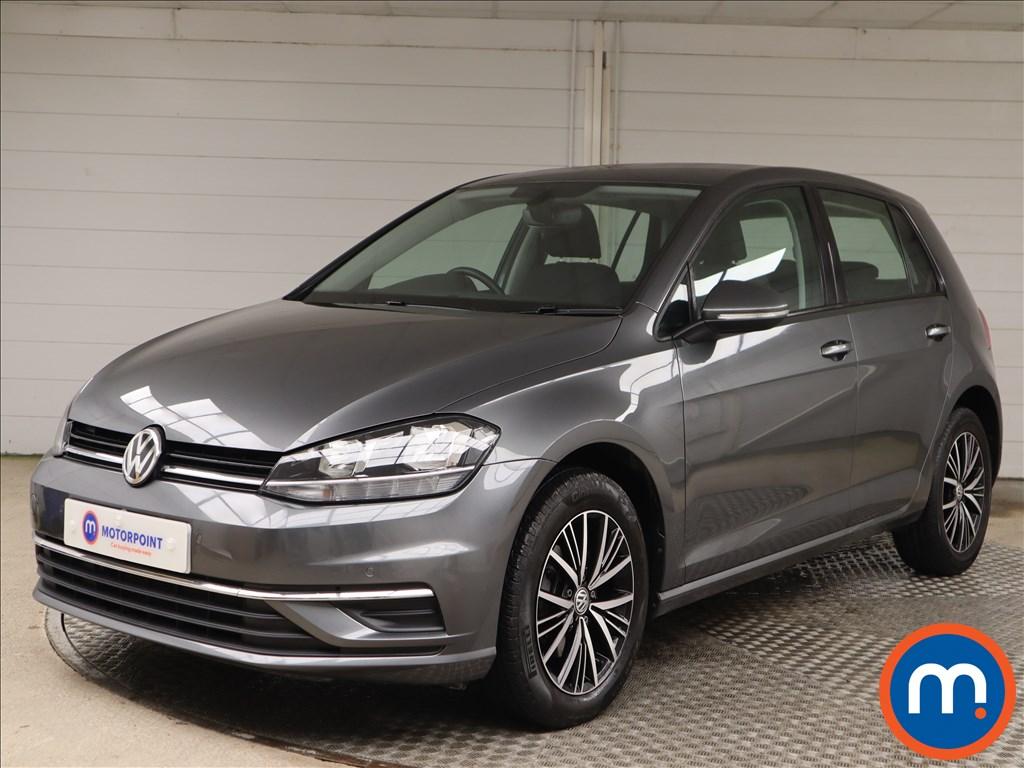 Volkswagen Golf SE - Stock Number 1147127 Passenger side front corner