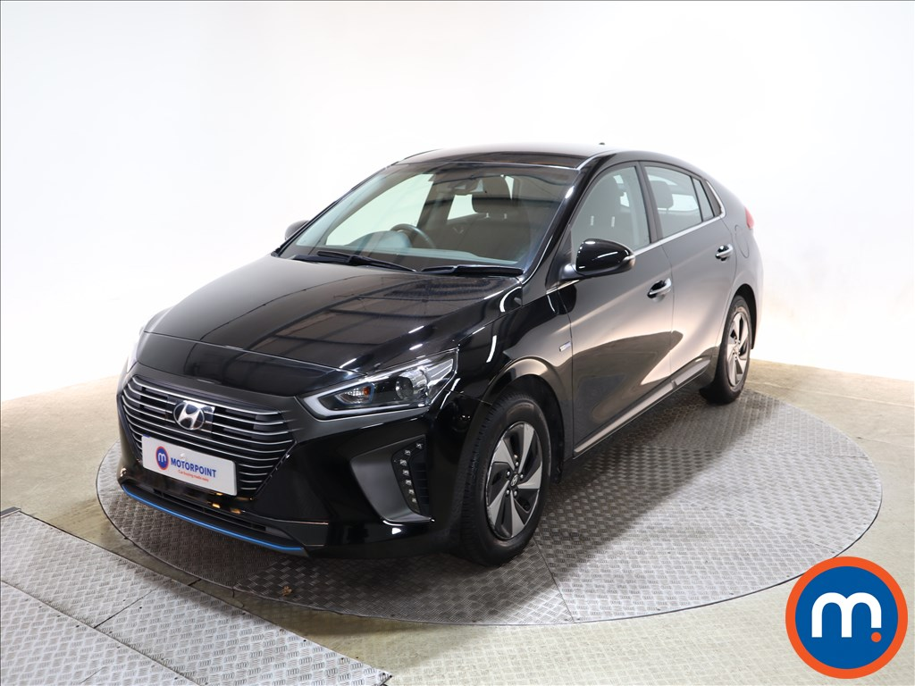 Hyundai Ioniq Premium - Stock Number 1149026 Passenger side front corner