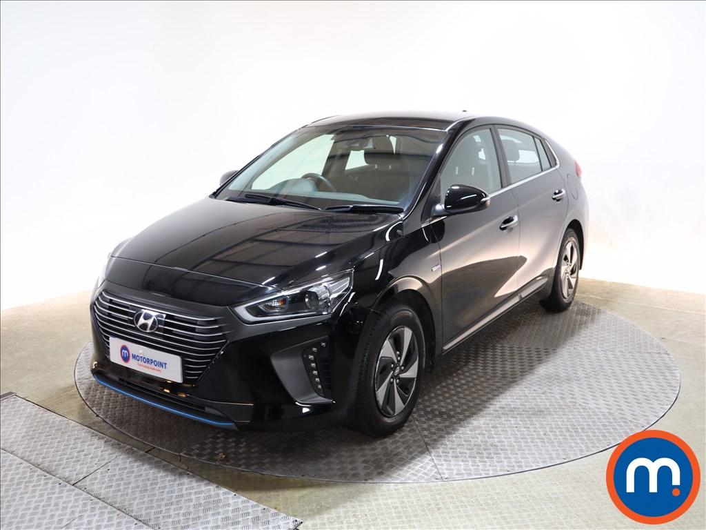 Hyundai Ioniq 1.6 GDi Hybrid Premium 5dr DCT - Stock Number 1149026 Passenger side front corner