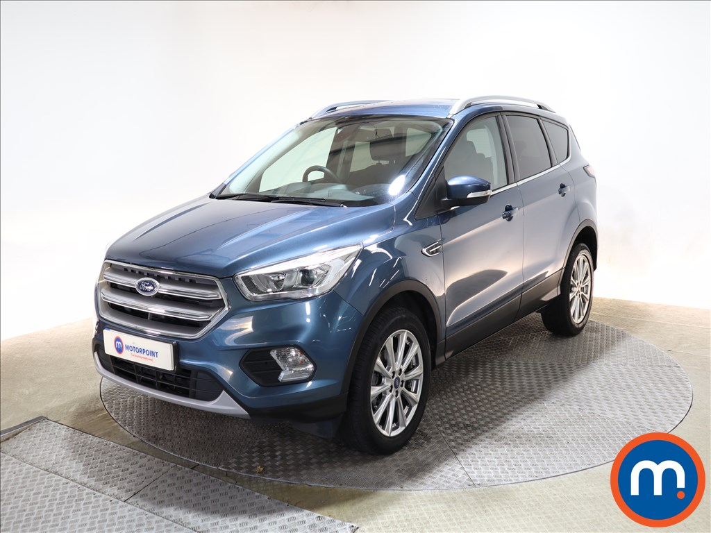 Ford Kuga Titanium Edition - Stock Number 1151193 Passenger side front corner