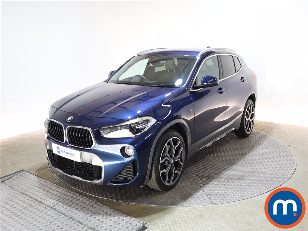 BMW X2 sDrive 20i M Sport X 5dr Step Auto - Stock Number 1146497 Passenger side front corner