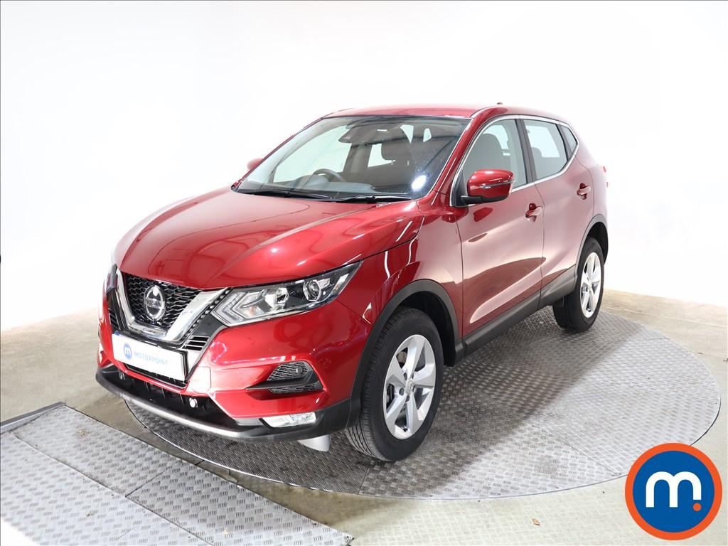 Nissan Qashqai Acenta Premium - Stock Number 1147563 Passenger side front corner