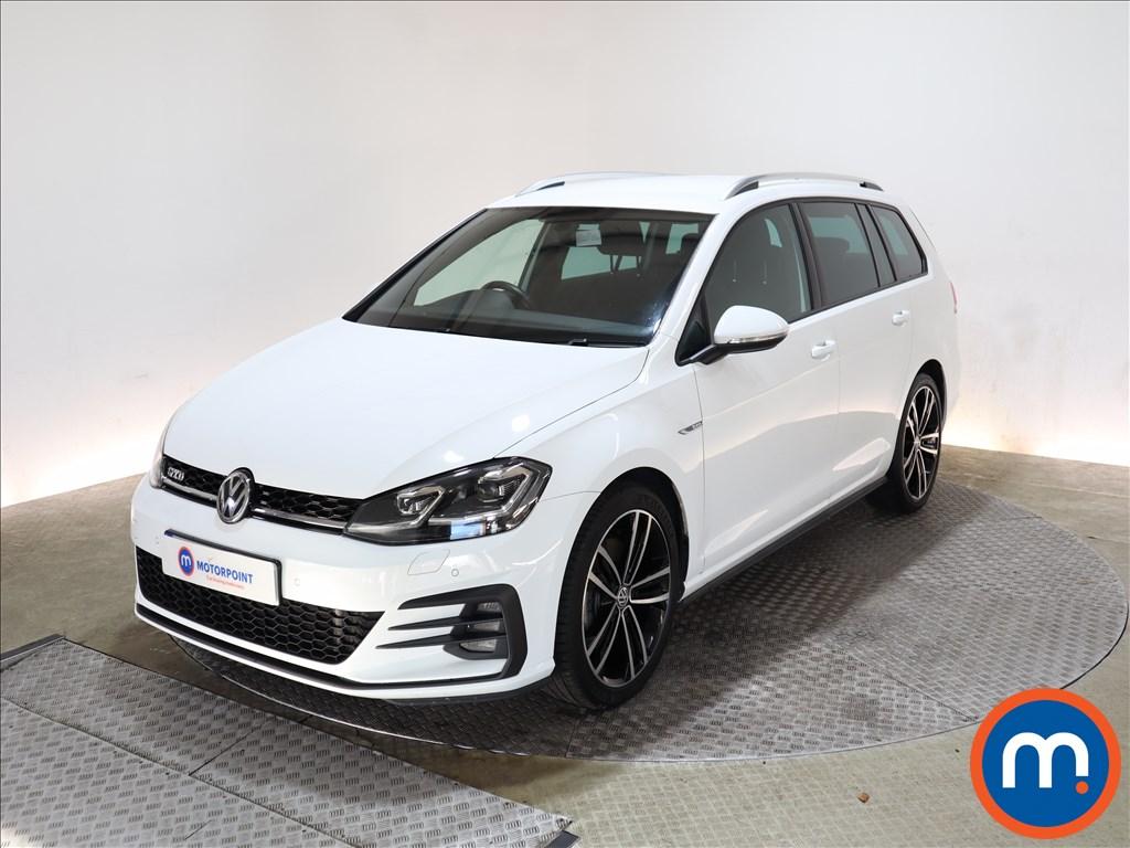 Volkswagen Golf GTD - Stock Number 1146821 Passenger side front corner