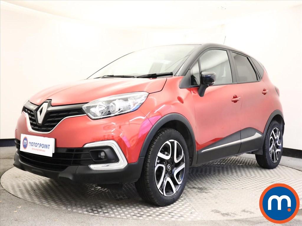 Renault Captur Iconic - Stock Number 1149984 Passenger side front corner
