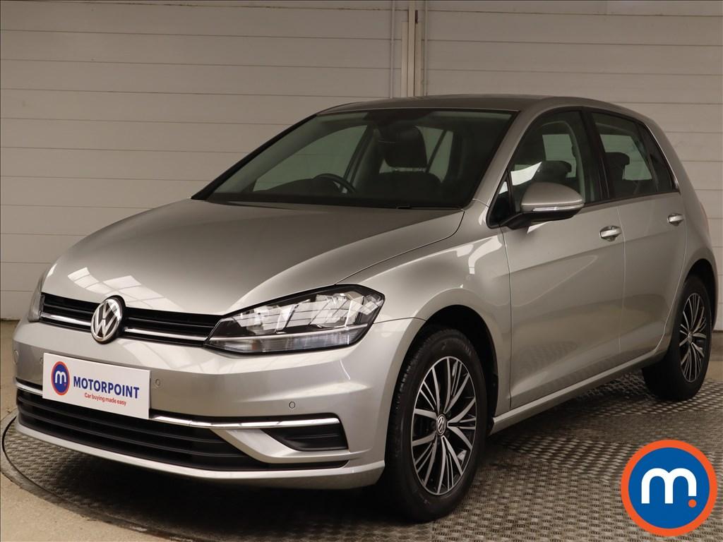 Volkswagen Golf SE - Stock Number 1147756 Passenger side front corner