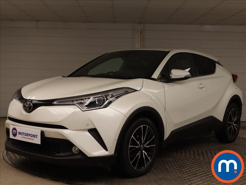 Toyota C-Hr 1.2T Excel 5dr CVT - Stock Number 1149150 Passenger side front corner