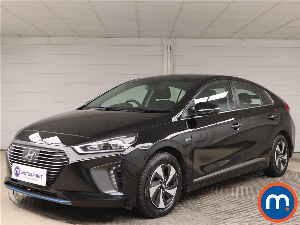 Hyundai Ioniq 1.6 GDi Hybrid Premium 5dr DCT - Stock Number 1149765 Passenger side front corner