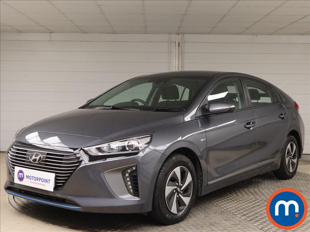 Hyundai Ioniq 1.6 GDi Hybrid SE 5dr DCT - Stock Number 1151432 Passenger side front corner