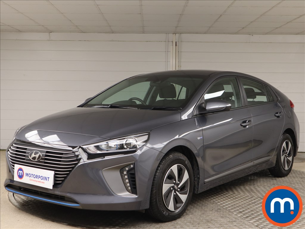 Hyundai Ioniq SE - Stock Number 1151432 Passenger side front corner