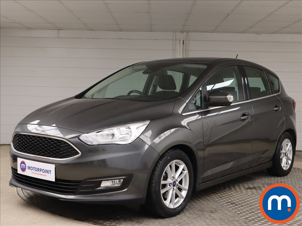 Ford C-Max 1.6 125 Zetec Navigation 5dr - Stock Number 1147848 Passenger side front corner