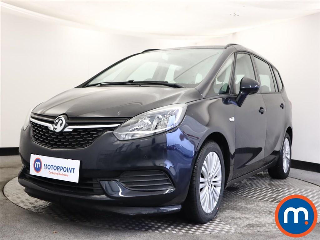 Vauxhall Zafira Design - Stock Number 1147882 Passenger side front corner