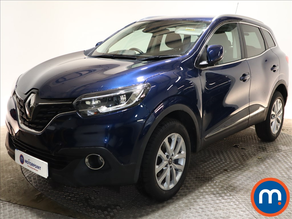 Renault Kadjar Dynamique Nav - Stock Number 1148622 Passenger side front corner