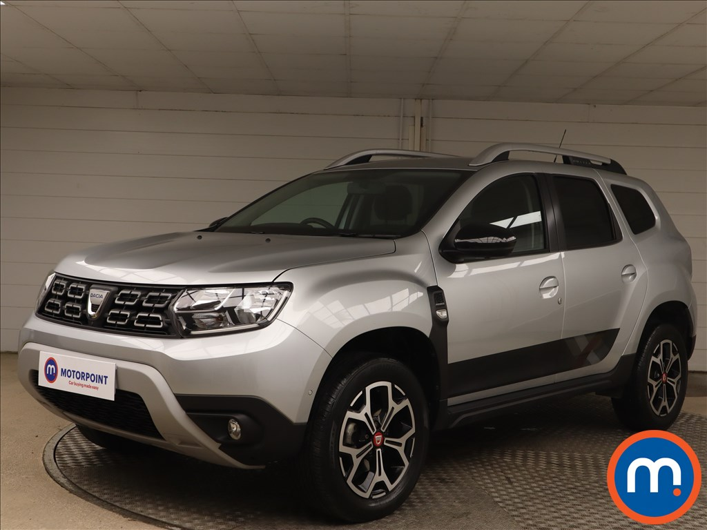 Dacia Duster 1.3 TCe 130 Techroad 5dr - Stock Number 1146475 Passenger side front corner
