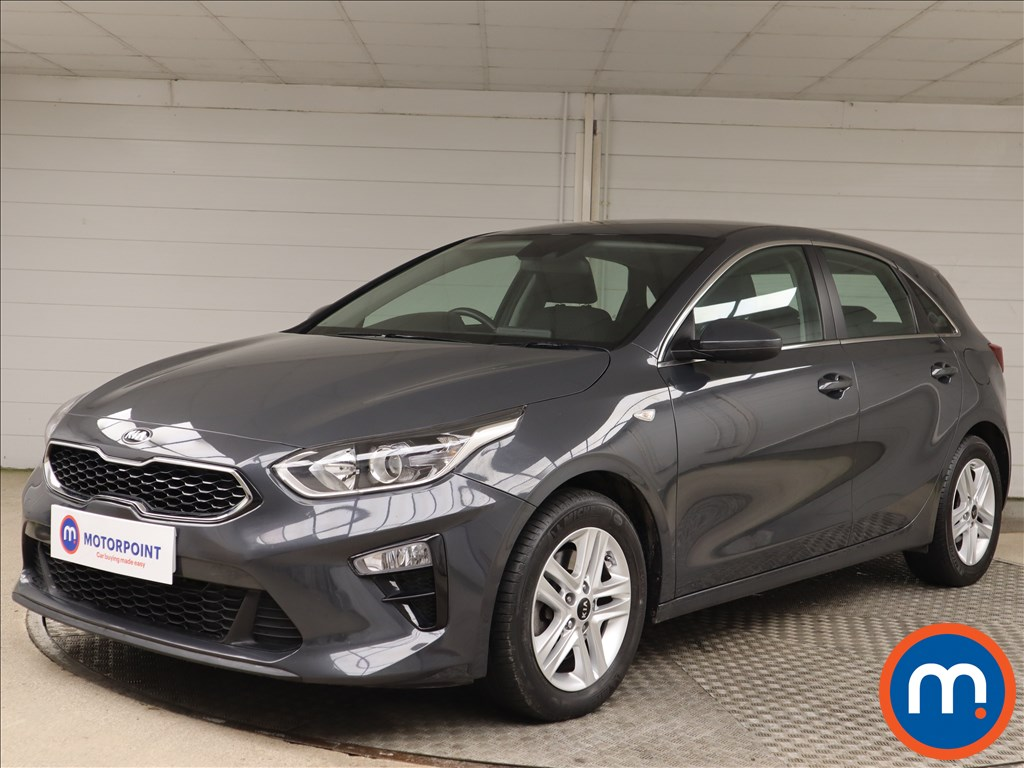 KIA Ceed 1.6 CRDi ISG 2 5dr - Stock Number 1145908 Passenger side front corner