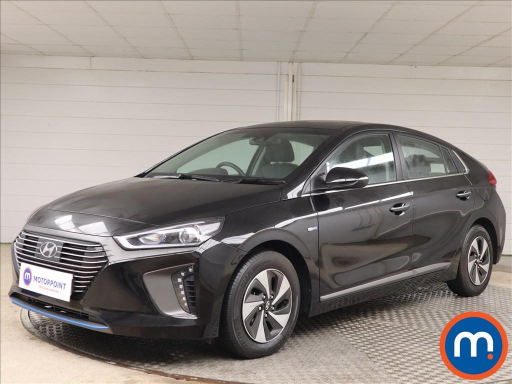Hyundai Ioniq 1.6 GDi Hybrid Premium SE 5dr DCT - Stock Number 1139124 Passenger side front corner