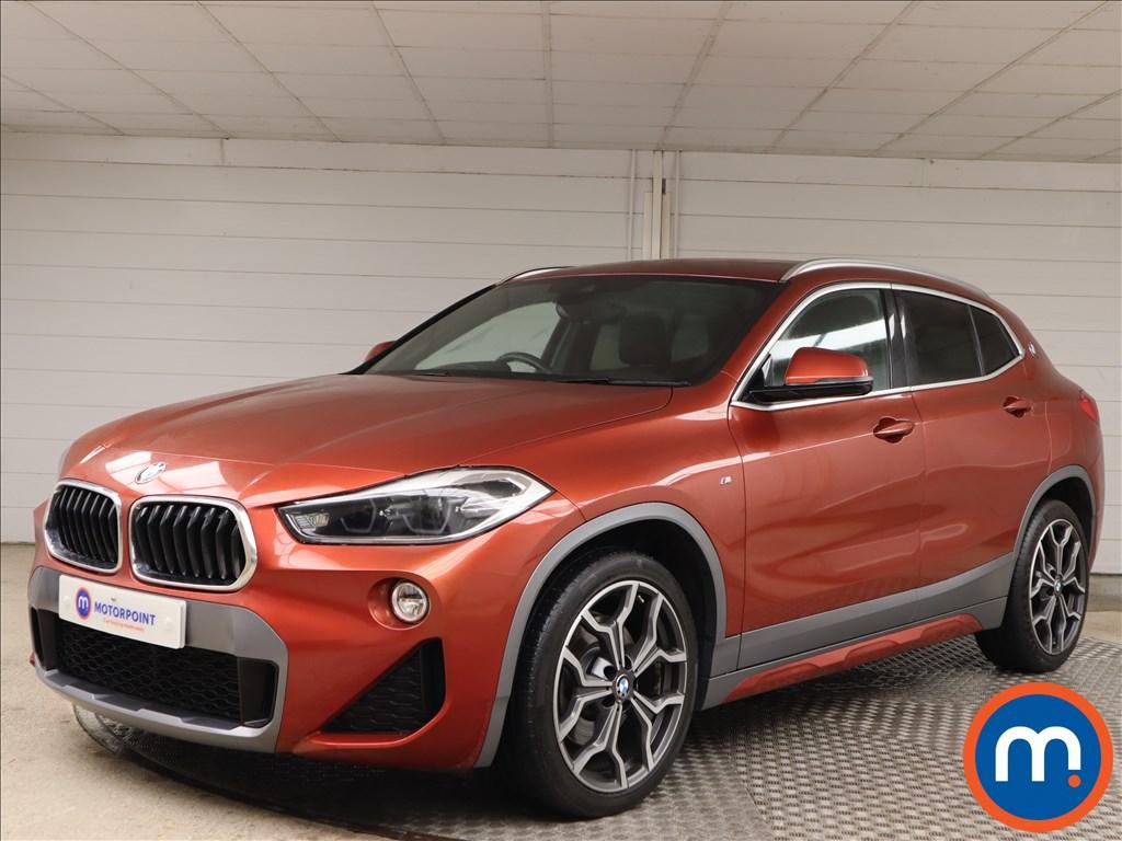 BMW X2 M Sport X - Stock Number 1139390 Passenger side front corner