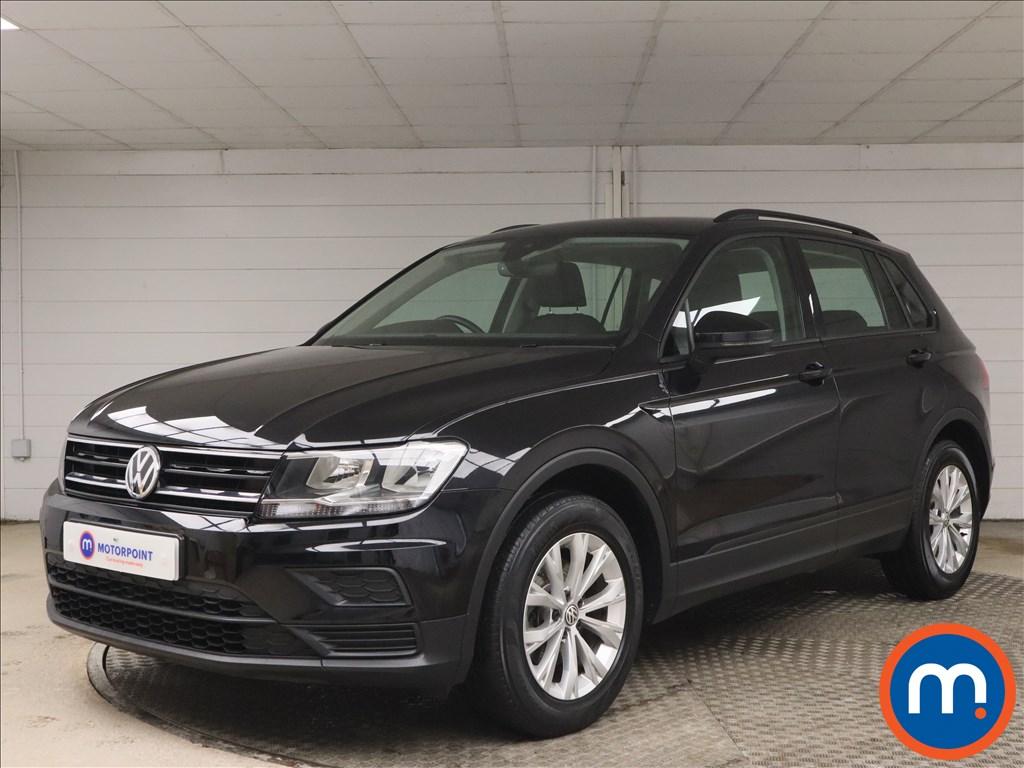 Volkswagen Tiguan S - Stock Number 1150855 Passenger side front corner