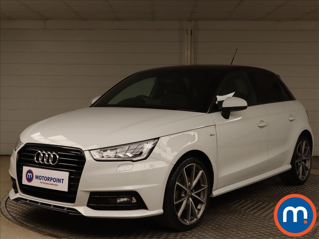 Audi A1 1.4 TFSI 125 Black Edition Nav 5dr - Stock Number 1150284 Passenger side front corner