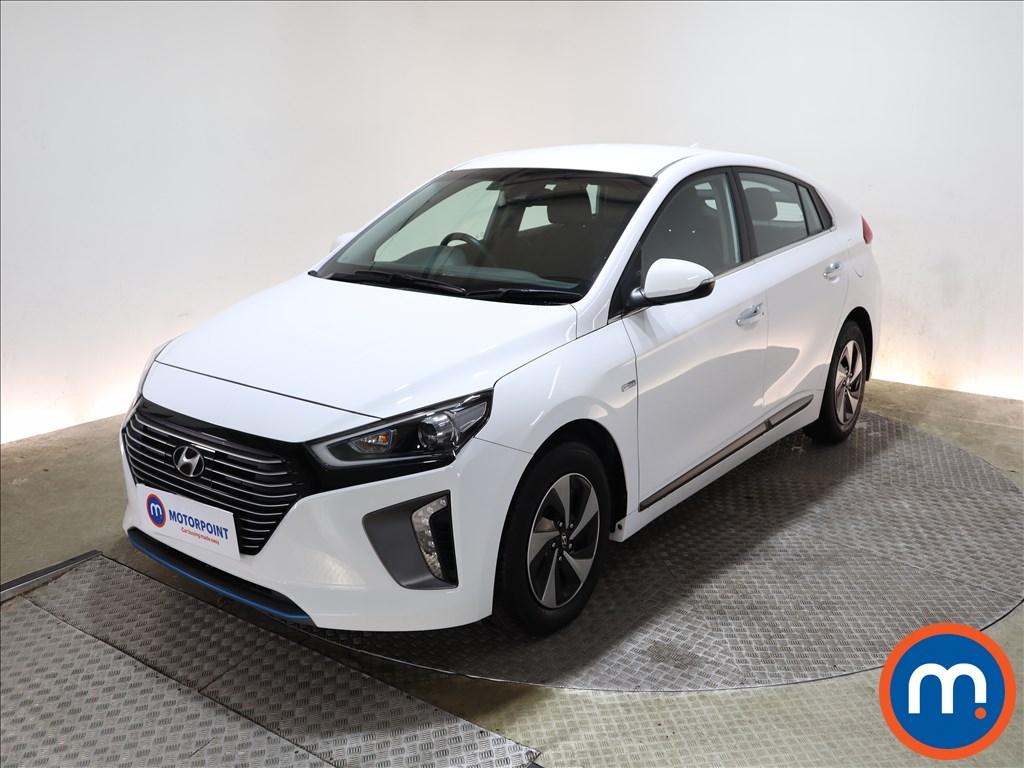 Hyundai Ioniq 1.6 GDi Hybrid Premium 5dr DCT - Stock Number 1149147 Passenger side front corner