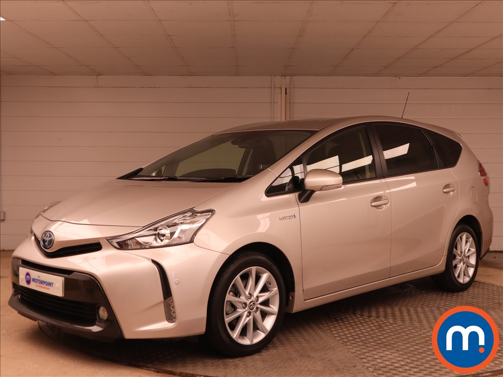 Toyota Prius-Plus 1.8 VVTi Excel TSS 5dr CVT Auto - Stock Number 1150770 Passenger side front corner