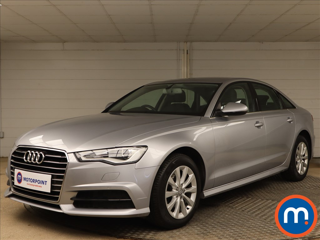 Audi A6 2.0 TDI Ultra SE Executive 4dr S Tronic - Stock Number 1147165 Passenger side front corner