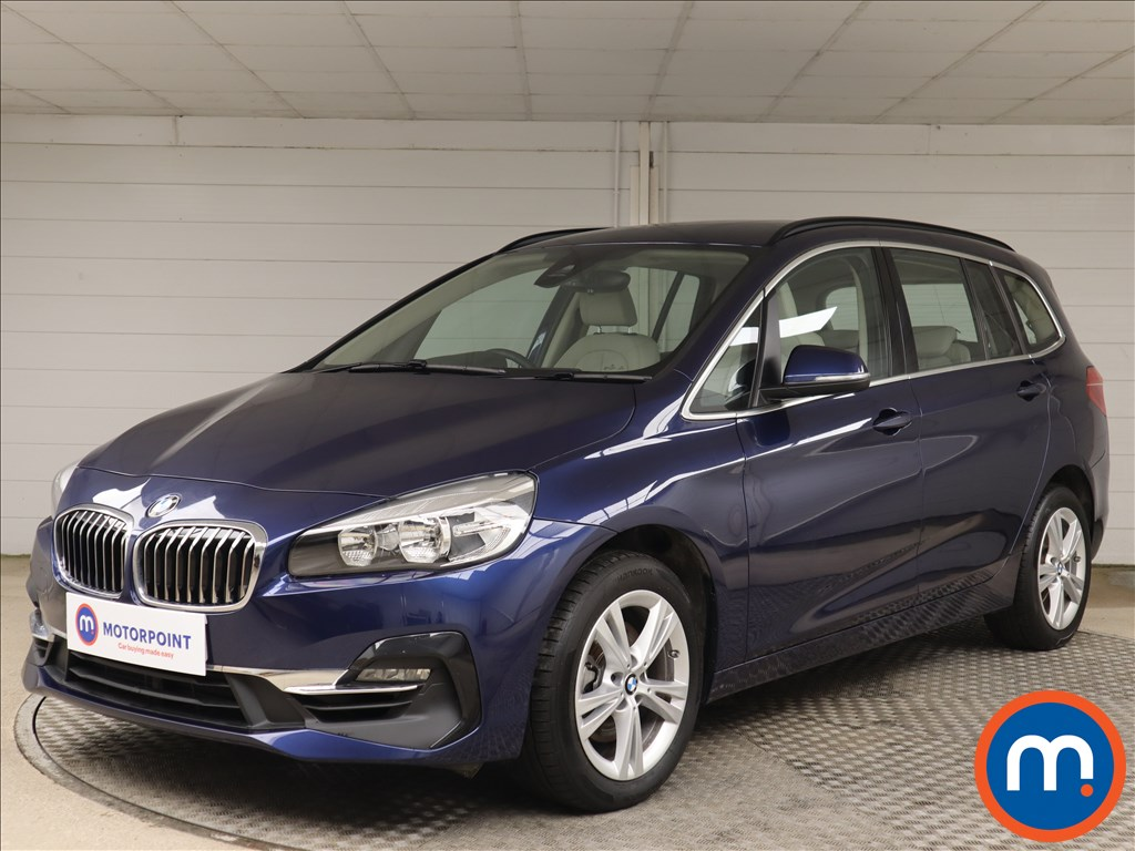 BMW 2 Series Luxury - Stock Number 1141002 Passenger side front corner
