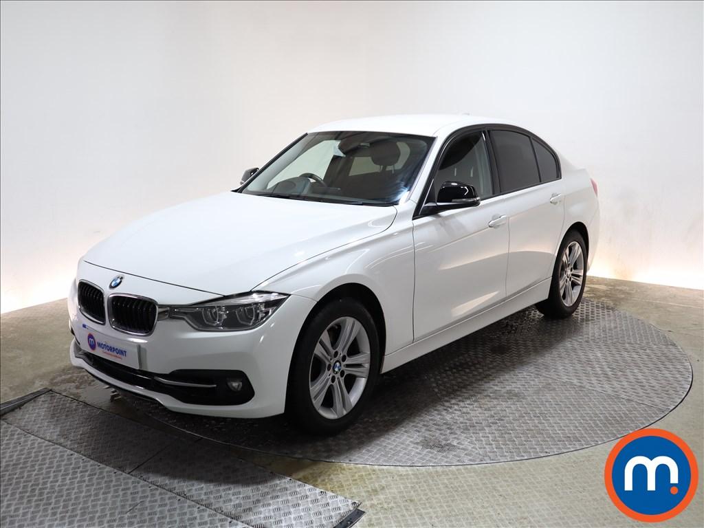 BMW 3 Series Sport - Stock Number 1148766 Passenger side front corner