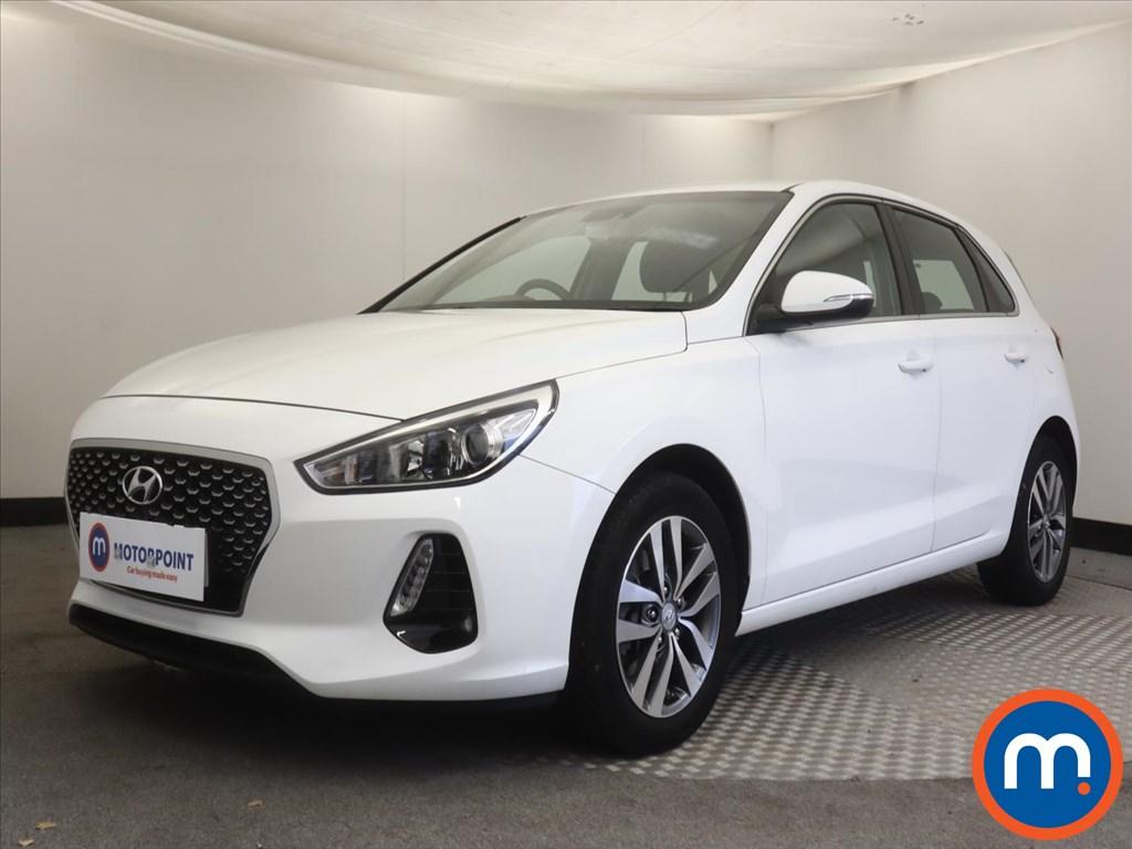 Hyundai I30 SE Nav - Stock Number 1152534 Passenger side front corner