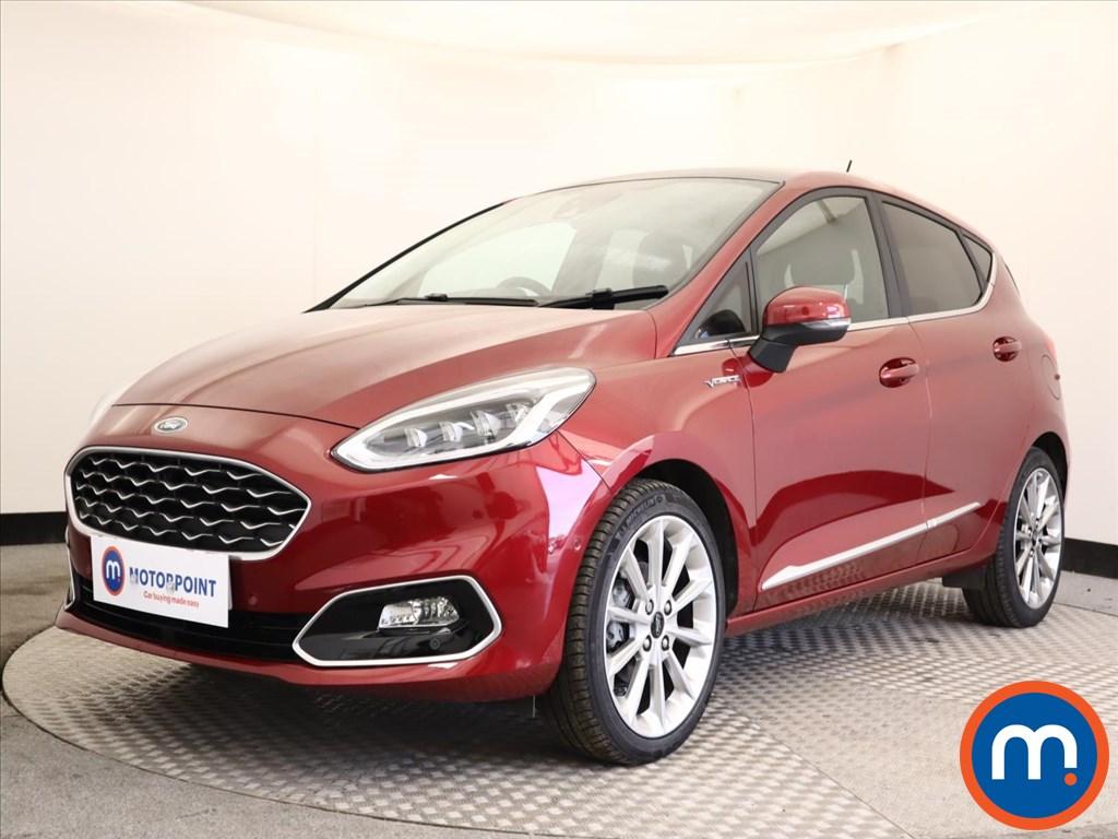 Ford Fiesta Vignale Edition - Stock Number 1152717 Passenger side front corner