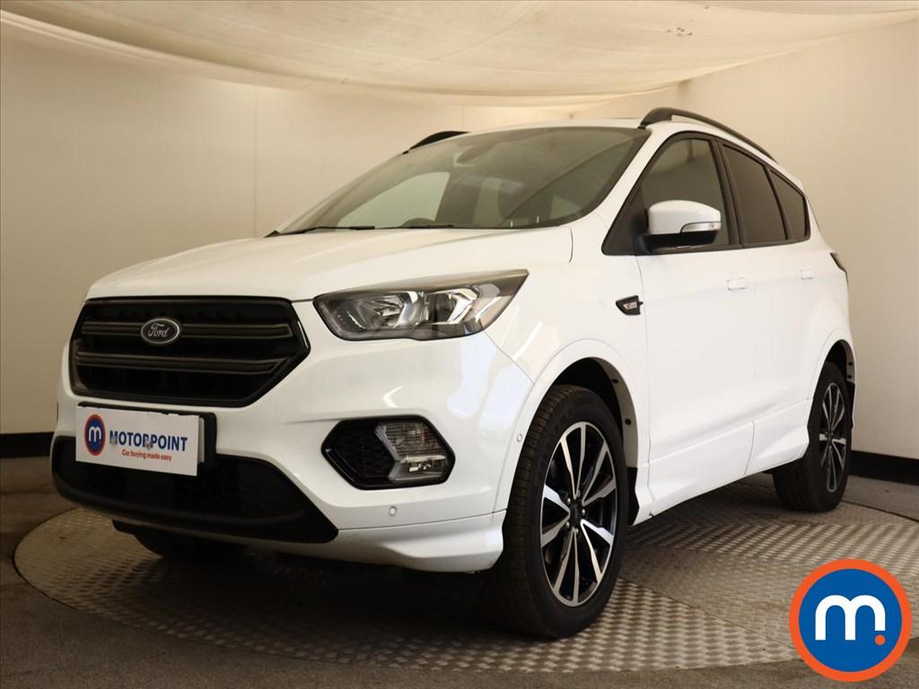 Ford Kuga 1.5 EcoBoost ST-Line 5dr 2WD - Stock Number 1152723 Passenger side front corner