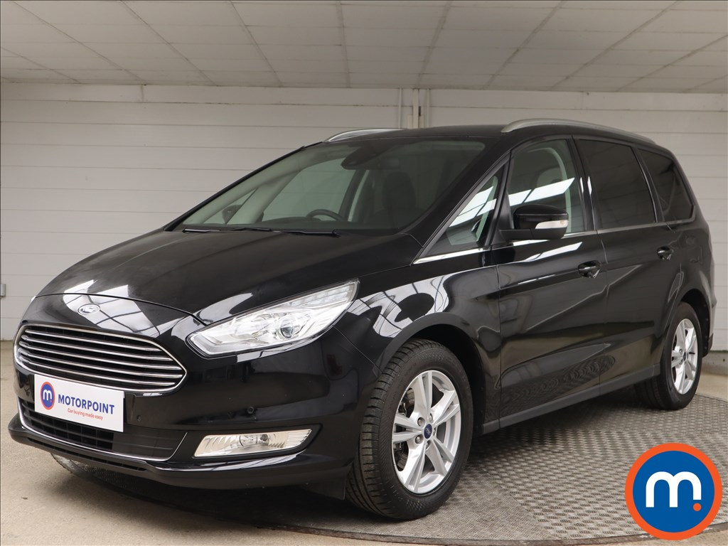 Ford Galaxy 2.0 EcoBlue 150 Titanium 5dr - Stock Number 1127357 Passenger side front corner