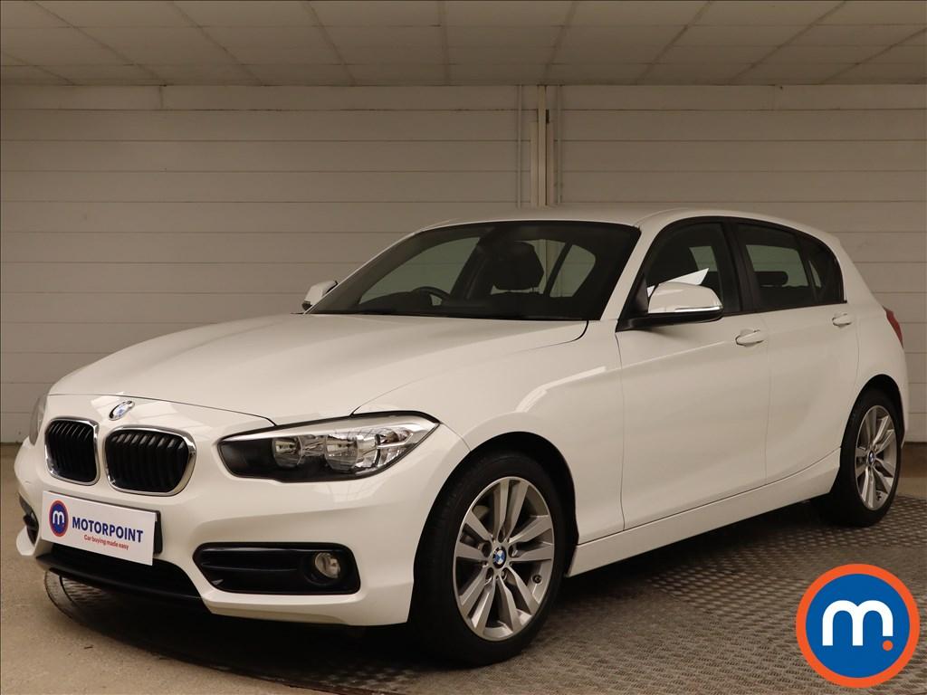 BMW 1 Series Sport - Stock Number 1151422 Passenger side front corner