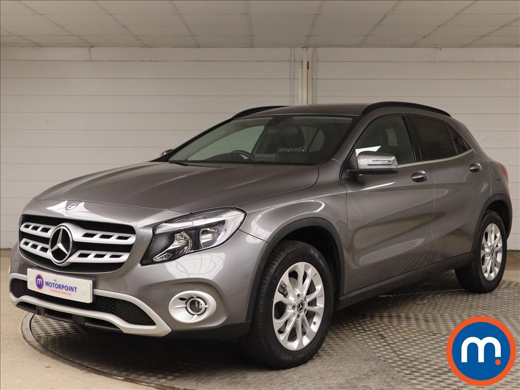 Mercedes-Benz GLA SE - Stock Number 1152584 Passenger side front corner