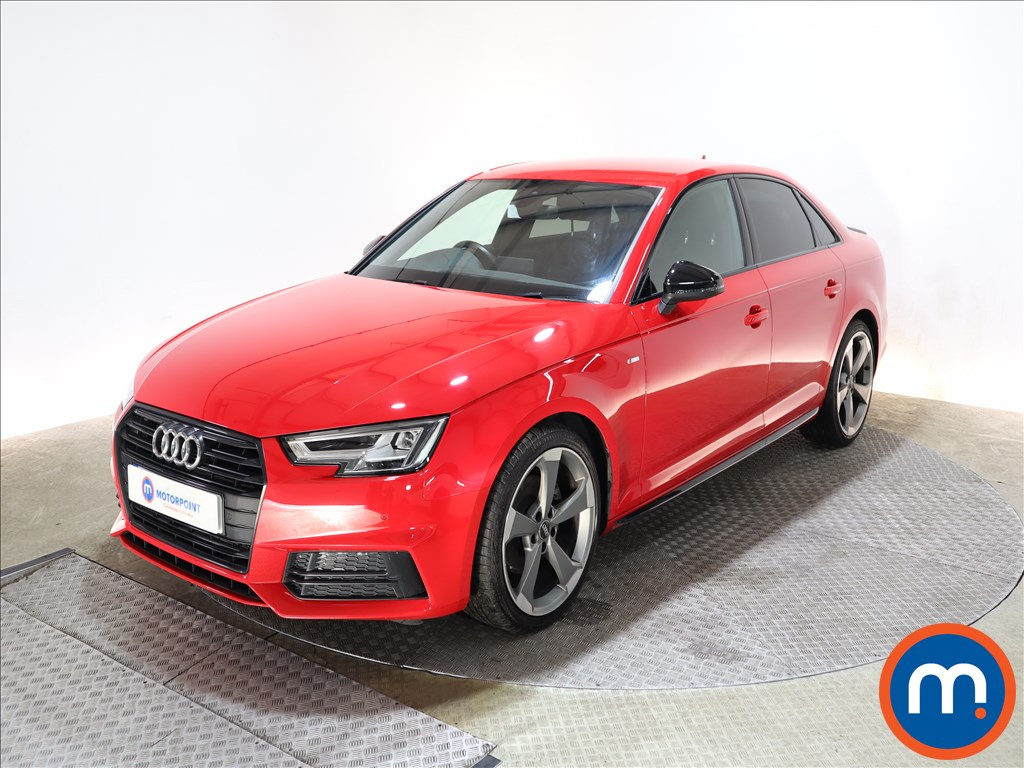 Audi A4 1.4T FSI Black Edition 4dr S Tronic - Stock Number 1132518 Passenger side front corner