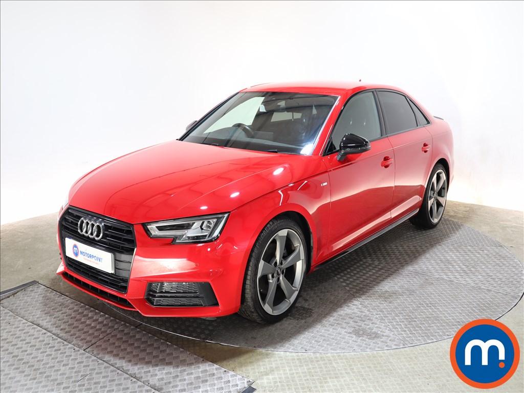 Audi A4 1.4T FSI Black Edition 4dr S Tronic - Stock Number 1132518 Passenger side front corner