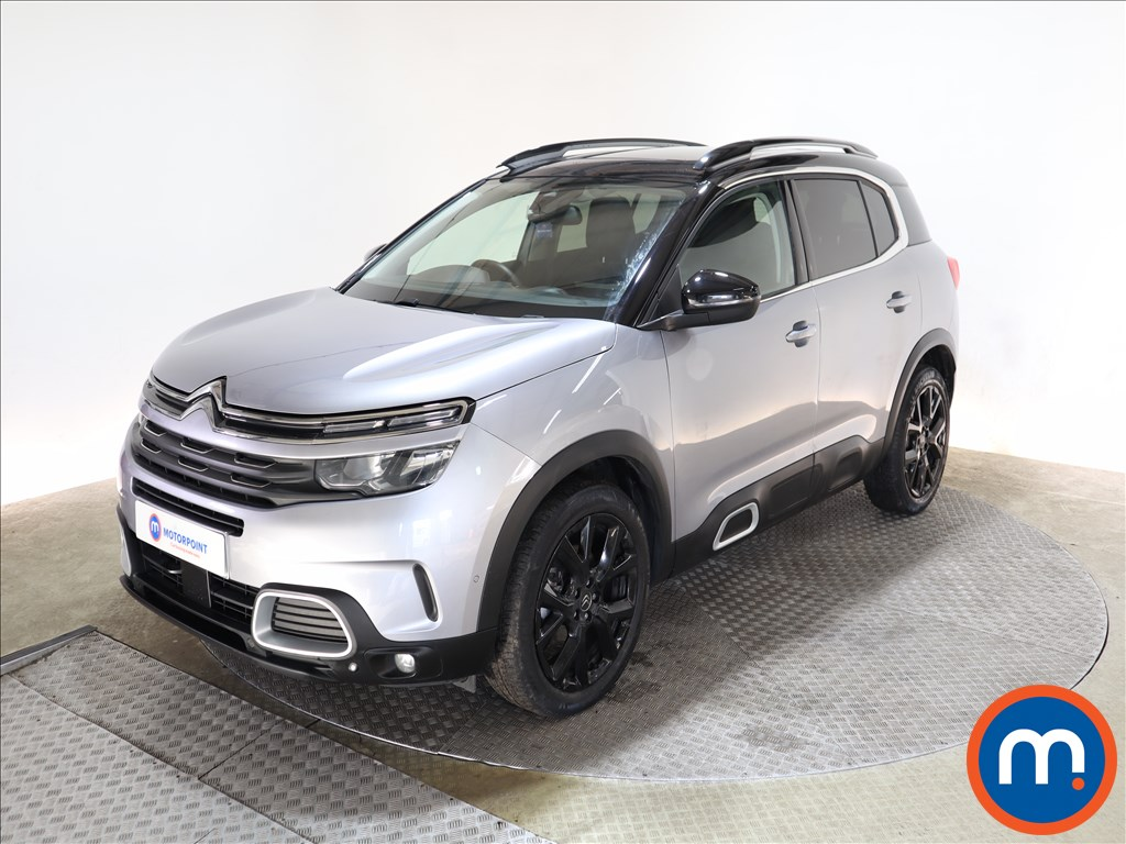 Citroen C5 Aircross Flair Plus - Stock Number 1152884 Passenger side front corner